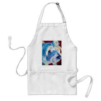 Westie #1 apron