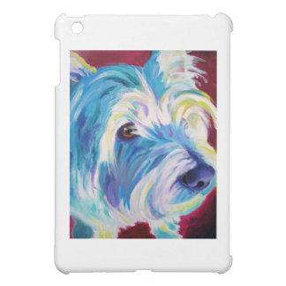 Westie #1 iPad mini cases