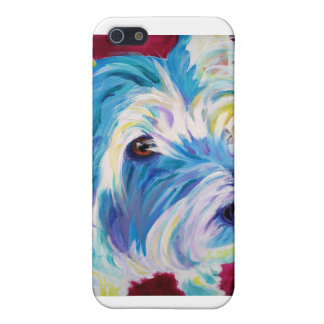 Westie #1 cover for iPhone 5