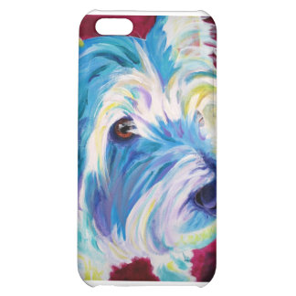 Westie #1 cover for iPhone 5C