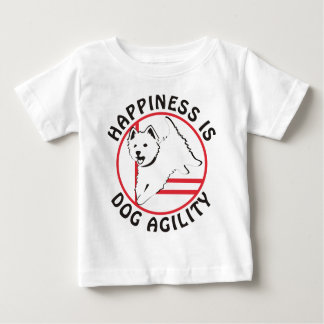 Westie Agility Happiness T Shirt