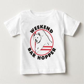 Westie Agility Weekend Bar Hopper T-shirt