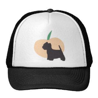 Westie and Pumpkin Hats