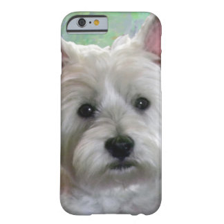 WESTIE BARELY THERE iPhone 6 CASE