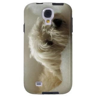 Westie Bath Time Galaxy S4 Case