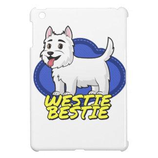 Westie Bestie iPad Mini Cases