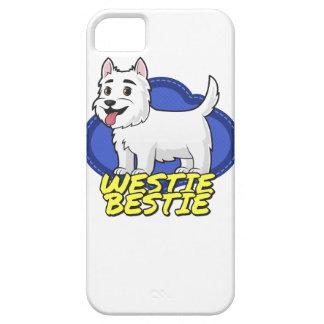 Westie Bestie iPhone SE/5/5s Case