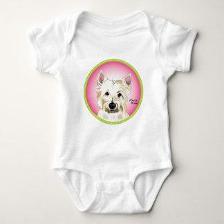 Westie Body Para Bebé