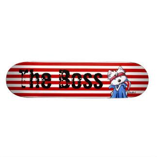 Westie Boss Skateboard