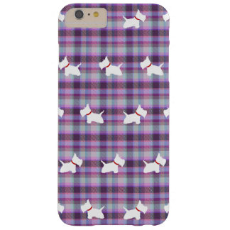 Westie Barely There iPhone 6 Plus Case