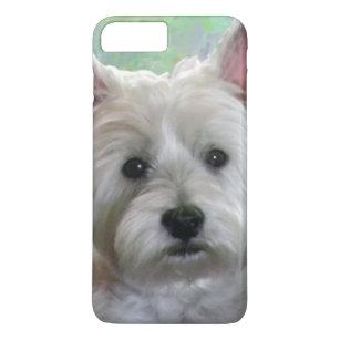 westie iphone 8 case