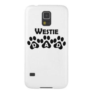 Westie Dad Galaxy S5 Cover