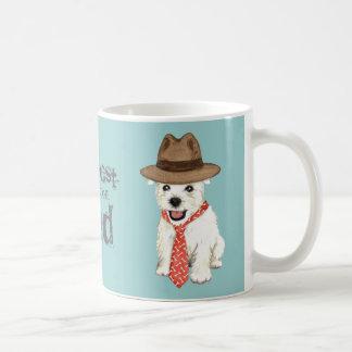 Westie Dad Coffee Mug