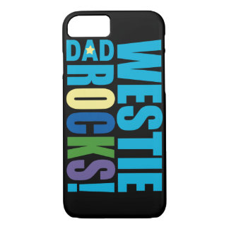 WESTIE DAD ROCKS! iPhone 8/7 CASE