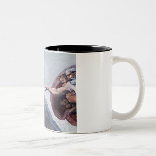 Westie de dios (#2) tazas de café