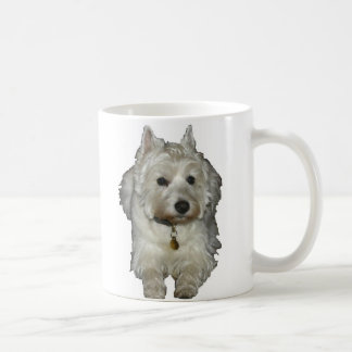 Westie Desi and Lucy Coffee Mugs