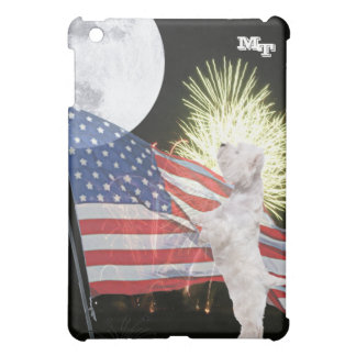 Westie ® Fitted™ Hard Shell  iPad Mini Case