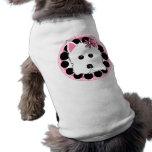 Westie Girl Doggie Tee