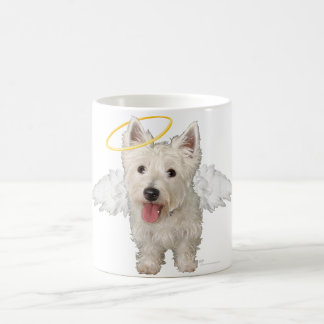 Westie Guardian Angels Coffee Mug