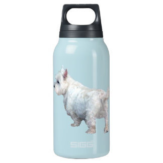 WESTIE GUARDS THERMOS WATER BOTTLE