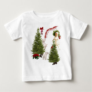 Westie Have Yourself a Merry Little Christmas Baby T-Shirt