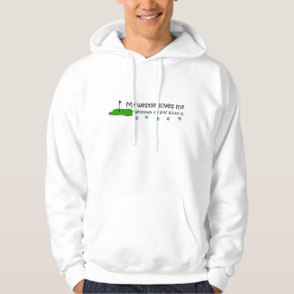 Westie Hooded Sweatshirt