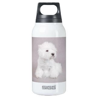Westie Insulated Water Bottle