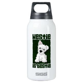 Westie is Bestie Insulated Water Bottle