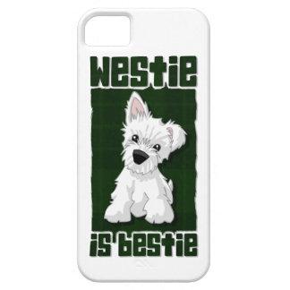 Westie is Bestie iPhone SE/5/5s Case