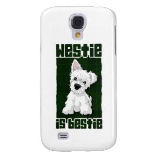 Westie is Bestie Samsung Galaxy S4 Cover