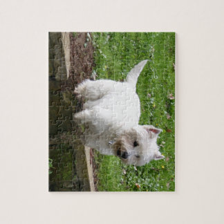 westie jumping.png jigsaw puzzle