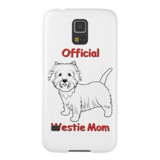 Westie Mom Galaxy S5 Cover