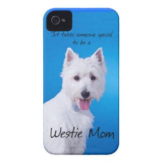Westie Mom iPhone 4/4S Case