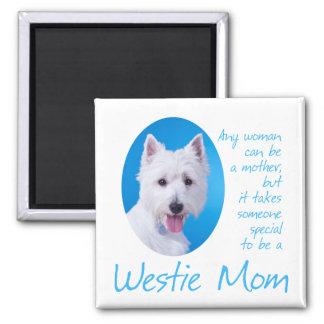 Westie Mom Magnet