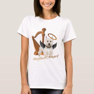 Westie Perfect Angel T-Shirt
