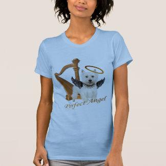 Westie Perfect Angel Shirts