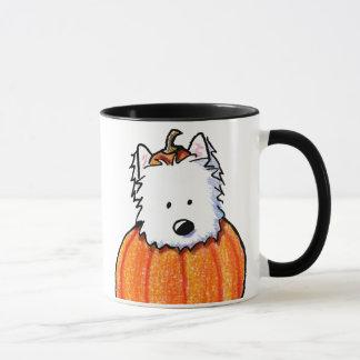 Westie Punkin' Mug