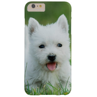 Westie puppy barely there iPhone 6 plus case