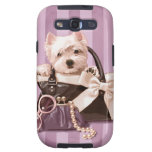 Westie puppy galaxy s3 covers
