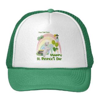 Westie Puppy - Matches Irish Or Not Design Trucker Hat
