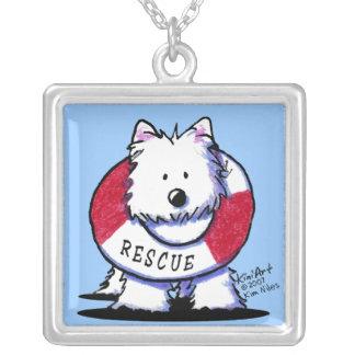 Westie Rescue Necklace