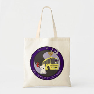 Westie Rescue SouthEast Shopping Bag