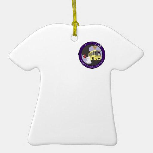 Westie Rescue SouthEast T-Shirt Ornament