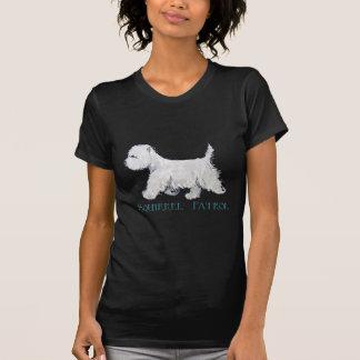 Westie Squirrel Patrol T Shirt