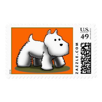 Westie Stamps