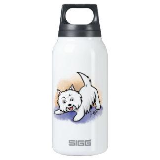 Westie Thermos Water Bottle