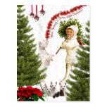 Westie tiene usted mismo Felices pequeños Navidad Tarjeta Postal