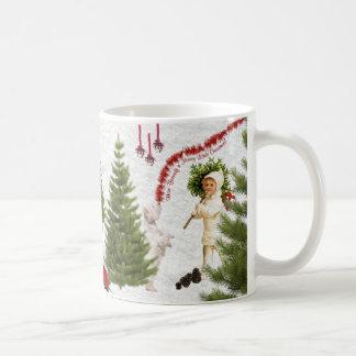 Westie tiene usted mismo Felices pequeños Navidad Taza De Café