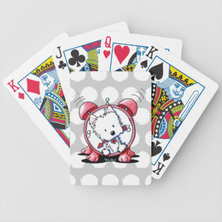 Westie Time! Playing Cards