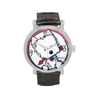Westie Time Wrist Watch